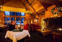 Dining at Granlibakken Tahoe