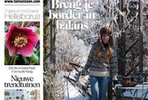 Tuinieren en buitenleven / Tuin tijdschriften met de mogelijkheid een proefabonnement of vast abonnement af te sluiten. Ook een leuk kado idee!