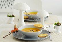 Décor de table - Automne / Des idées de décoration de table sur le thème de l'automne