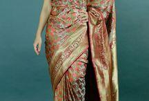 Benaras Tales / The impeccable Benaras craftsmanship coupled with designs for modern women!