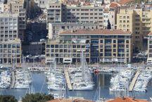 Porto antico - Marsiglia / Università Paderno Dugnano - Storia dell'Architettura