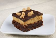 Recipes~ Peanut Butter Desserts