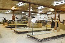 Аквариумы на заказ и оформление аквариумов Аква-Нара / Аквариум или террариум от производителя Дешево, быстро и качественно. Гарантия от производителя. http://www.akva-nara.ru/