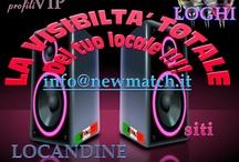 www.newmatch.it / Iscrivetevi e' gratis