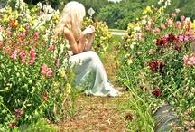 Flowers make me happy
