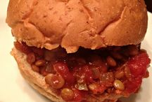Burgers/Samis/Wraps/Tacos-Vegified!