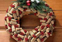 Kerstmis Ineke krans