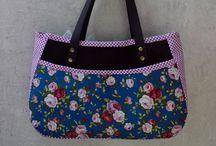 BAGS / handmade bag