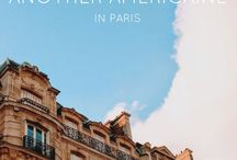 An American Expat in Paris / Who am I? I moved abroad to France to follow a man. I'm just another American expat in Paris.