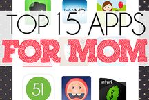 Apps for Toddlers and Moms