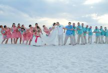 Lindsay & Rob's Beach Wedding! / Destin Wedding Flowers / by Destin Events and Floral