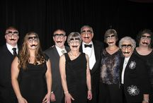"""Masquerade"" / The Pullman Chamber of Commerce's annual CABARET FUNdraiser, April 5, 2014 at the SEL..."