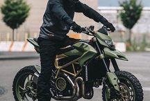Streetfighter bike