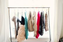 Organised Mess & Inspiring Closets!! / Inspirational cool closets for mine to build on.