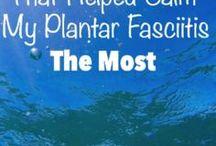 Plantar fasciit
