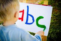 Preschool helps / by Brittany Olsen