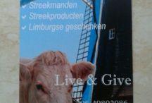 contactgegevens.Live &Give / Contactgegevens