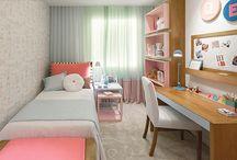 dormitorio de menina