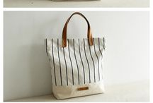 Canvases Bag