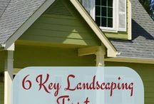 OUTDOORS - Front Yard / Ideas for the front yard & front of the house