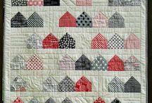 Quilts / Mønster og ideer