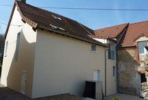 Remise à niveau des murs et isolation thermique - Couches (71)