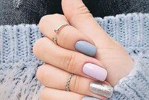 Nails - multiple colors