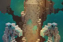 .pixel art