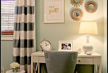 Guest Room/ Office Combo / by Layne Culhane