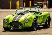 Ac cobra colors and finishes