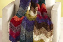 Crochet - Stripes / Ripples / by Ginger Alumbaugh