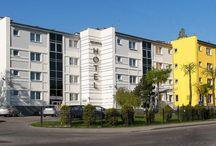 Noclegi Gdynia - Hotel Antarest / Hotel Antares zapewnia wszystkim swoim klientom standard trzygwiazdkowego hotelu. Do dyspozycji naszych gości oddajemy 55 pokoi. Cheap accommodation in Gdynia - good and proven Hotel Antares