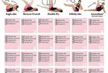 core and waist exercises