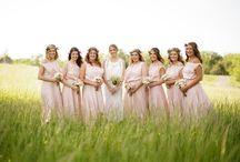 Posing: Bridal Party