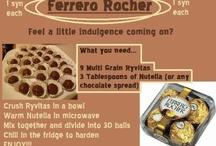 Ryvita ideas / Ban the bread n loose a few pounds!