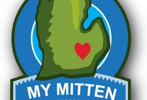 My Mitten / Celebrate our state / by Canton PublicLibrary