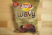 Wierd snacks-combos