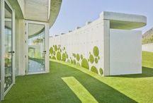 School outdoor design