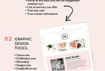 Blogger Marketing Kit