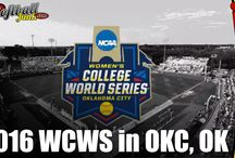 2016 Women's College World Series / http://Fastpitch.TV Coverage of the 2016 Women's College World Series in Oklahoma City, OK  Sponsored By http://SoftballJunk.com  See all of our blogs and videos at http://Fastpitch.TV/  ‪#‎Softball‬ ‪#‎Fastpitch‬ ‪#‎WCWS2016‬ ‪#‎FastpitchTV‬