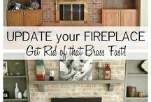 Remodel - fireplace/chimney!