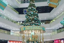 Masons seasonal display