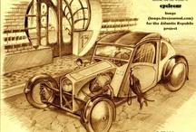 cycle car