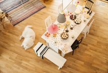 Cake party by Aarne