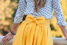 Sunny Shades of Spring / For more style inspiration visit www.tangerstylemaker.com / by Tanger Outlets