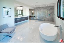 Dream Bathrooms / #Dream #bathrooms in #dream #homes #LosAngeles