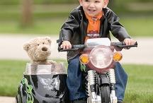 motorcycle kids