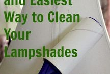 Cleaning tips / by Jenny Adams