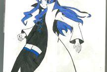 Desenhos de minha incrível pessoa / Desenhos