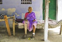People in the Leprosy Colonies